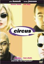 Brand New WS DVD Circus Lucy Akhurst, Michael Attwell, Christopher Biggins, Ian