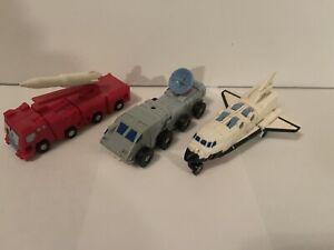 Transformers G1 Micromasters Combiner Astro Squad  Complete! Original Authentic