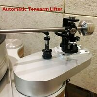 Audio Automatic Tonearm Lifter Arm Lift For LP Turntable Disc Vinyl Record w/Box