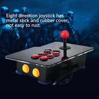 Fighting Stick Arcade Game Joystick Fighter Controller for Win 7, 8, 10