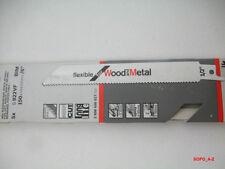 Säbelsägeblätter BIM S922VF Stahl Bleche Holz Bosch 5 Stück