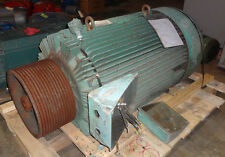 Westinghouse AC Induction Motor 250 HP H509G Frame 1785 rpm 4160 V 1-17S2205