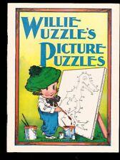 Willie Wuzzles Picture Puzzles (Platt & Munk) 061F