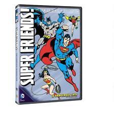 Super Friends: A Dangerous Fate (DVD, 2013)