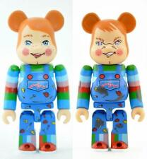 Bearbrick S25 Horror 25 be@rbrick 100% Child Play 2 Secret Smiling Angry Face 2p