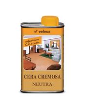 Restauratore ceroso Cera d'Api Liquida Neutra ml.250 Veleca Cod. 301