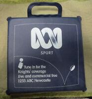 #ZZ,  ABC SPORT RADIO - NEWCASTLE KNIGHTS RUGBY LEAGUE CUSHION