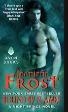 Bound by Flames: A Night Prince Novel by Frost, Jeaniene Vampire Passion Romance