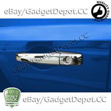 For 2005-2008 DODGE Magnum 4 Chrome Door Handle Cover W/O PSG keyhole