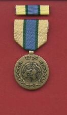 One full size UN United Nations medal for Somalia Mission with ribbon bar UN