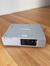 PANASONIC PT-F100 U XGA Conference Room Projector,3200ANSI Lumens:VeryBright