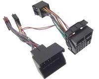 PARROT THB Adapter BMW Quadlock BLUETOOTH Radio ISO Stecker Kabel Kabelbaum FSE