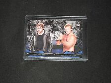 2016 Topps WWE Then Now Forever Rivalries #4 Dean Ambrose/Chris Jericho SP