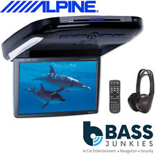 """Alpine PKG-2100P 10,2"""" WVGA Overhead Monitor with DVD-Player"""