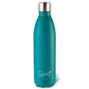 SPICE Bottiglia Termica Borraccia Thermos Doppia Parete in Acciaio Inox 750 ml