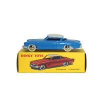 Diecast Car Model 1/43 DINKY TOYS De Agostini 540 24Y STUDEBAKER COMMANDER