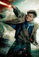 Гарри Поттер /  Harry Potter Russian modern Postcard Art / Postcrossing
