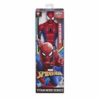 Marvel Ultimate Spider-Man, Titan Hero Series - 12in. Action Figure, Hasbro, New