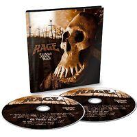 RAGE - SEASONS OF THE BLACK DIGIBOOK 2 CD NEU