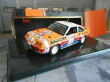 OPEL Manta B 400 Rallye RAC GB WM 1985 #11 Brookes Andrews Heat Hire IXO 1:43