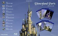 Eurodisney - Disneyland Paris Parts 1 to 10 on Blu-Ray (NEW)