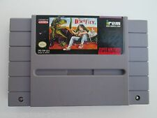 Dinocity (Super Nintendo SNES, 1992) Game Only--Tested (NTSC/US/CA) Rare