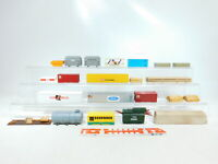 BX417-1# Konvolut H0 Ladegut: Container+Trafo etc (Wiking, Märklin etc), 2. Wahl