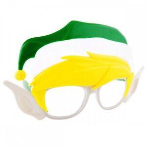 Elf SunStaches Christmas Glasses Costume Accessory