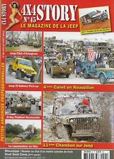 4x4 STORY N° 45 / JEEP TJ SAHARA PICK-UP - D-DAY FESTIVAL NORMANDIE