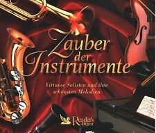 Magie des instruments-Reader 's Digest 5 CD BOX