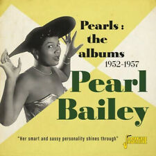Pearl Bailey : Pearls: The Albums 1952-1957 CD 2 discs (2019) ***NEW***