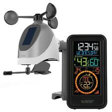 La Crosse S81120 Wireless Weather Station with Wind Temperature and Humidity
