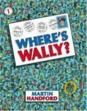 Where's Wally?,Martin Handford