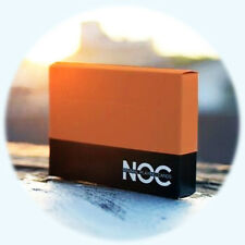 NOC Summer Edition Deck - Orange - Playing Cards - Magic Tricks - New