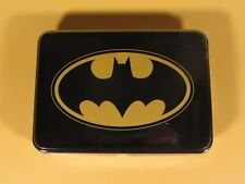 Batman Playing Cards Set of 2 Decks Special Edition Tin DC Comics MINT NEW