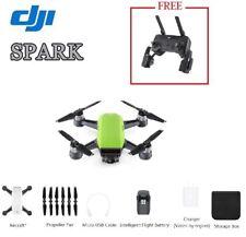 DJI Spark Camera Drone & GET Remote Controller FREE- Meadow Grün (UK version)