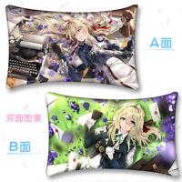"59/"" Violet Evergarden Japan Anime Dakimakura hugging body Pillow case cover YA41"