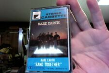 Rare Earth- Band Together- Motown label- sealed cassette tape