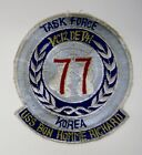 US Navy VC - 12 Task Force 77 Night Fighter Patch.Original Period Items - 586