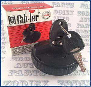 Locking Fuel Tank FILLER CAP - MERCEDES BENZ - Classic - Vintage Model