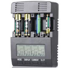 BT-C2000 Battery Charger Tester Analyzer NiMH NiCd AA AAA  12 Volt US EU C Sale