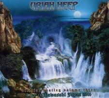 "Uriah HEEP ""Official Bootleg. vol.3 - Live in Kawasaki, Giappone 2010"" CD (2011)"