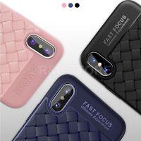 Coque Pour Apple IPHONE X Étui Pare-Chocs Original Focus Luxe Slim TPU Coque