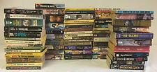 Lot of 64 Sci-Fi/Fantasy Paperback Books~Andre Norton,Robert Jordan,Dave Eddings