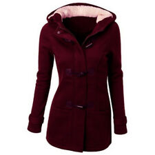 HOT SALE Winter Womens Puffer Trench Coat Slim Fit Jacket Thick Overcoat Outwear