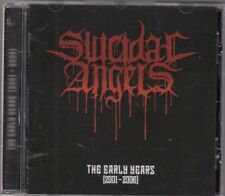 SUICIDAL ANGELS - the early years (2001-2006) CD