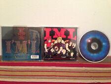 I'M'L music cd Case-disc&insert metal