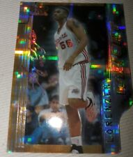 Lorenzen Wright Atomic Refractor 1996-97 Bowman's Best Picks #BP3 NBA Card NMM