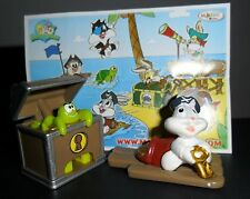 KINDER Mini Gransorpresa BABY LOONEY TUNES PIRATI TT-2-1 con cartina