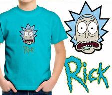 Grandpa Pickle Scientist Sanchez Shirt Unisex Kids Tee Youth T-Shirt Cotton